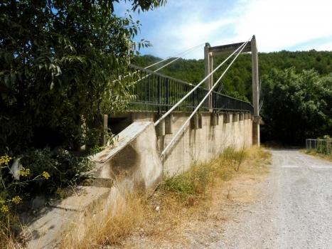Figols Suspension Bridge