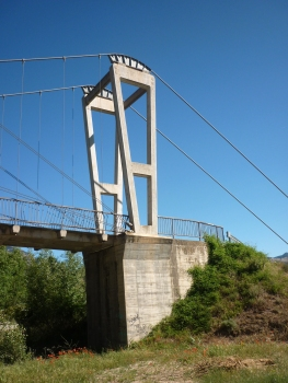 Peramola Suspension Bridge