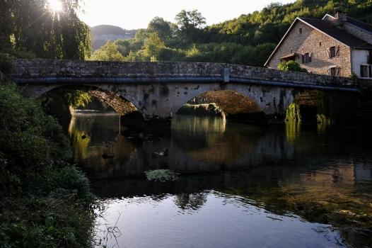 Mouthier-Haute-Pierre Bridge