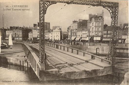 Cherbourg Swing Bridge
