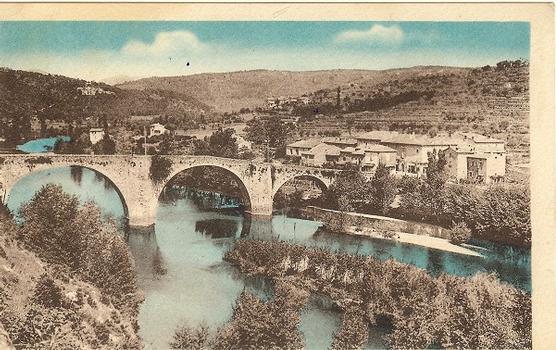 Chambonas Bridge