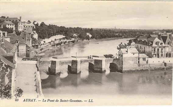 Saint-Goustan-Brücke