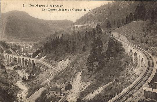 Eisenbahnstrecke Andelot - La Cluse