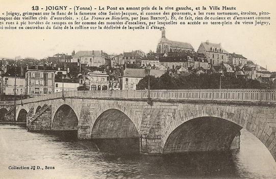 Yonnebrücke Joigny