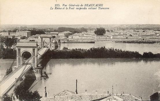 Pont suspendu de Tarascon