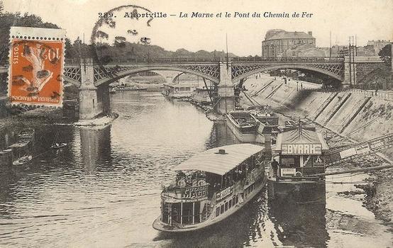 Alfortville Railroad Bridge
