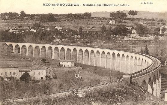 Viaduc ferroviaire d'Aix-en-Provence