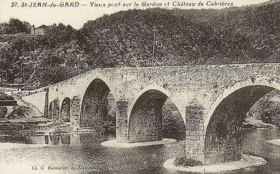 Saint-Jean-du-Gard-Brücke