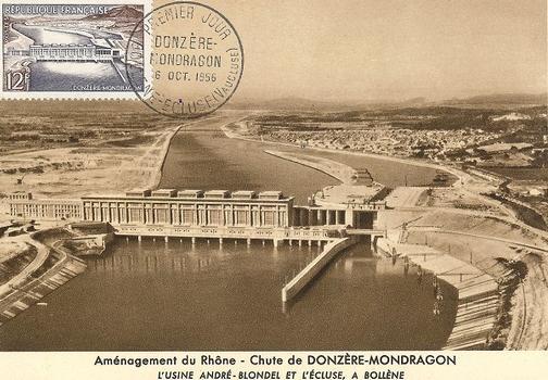 André-Blondel Power Plant