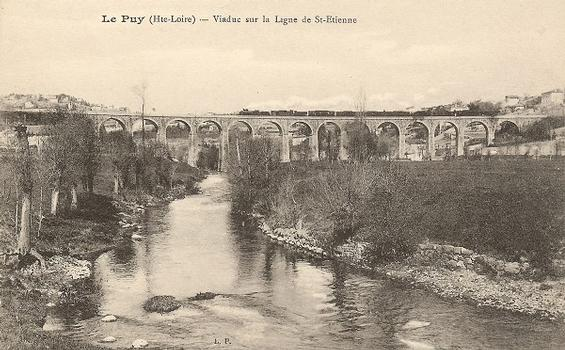 Le Puy-en-Velay Railroad Viaduct