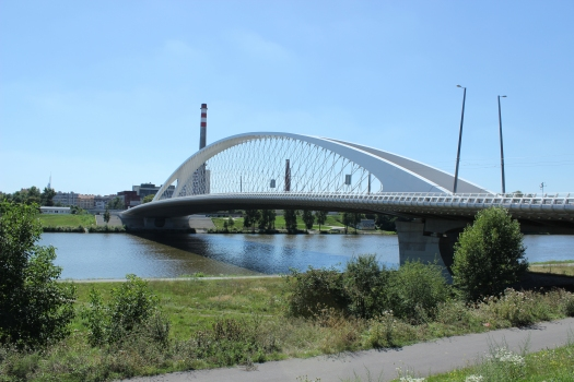 Trója Bridge