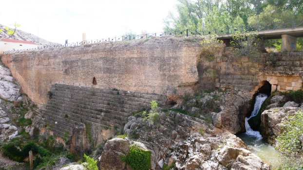 Barrage d'Almonacid de la Cuba