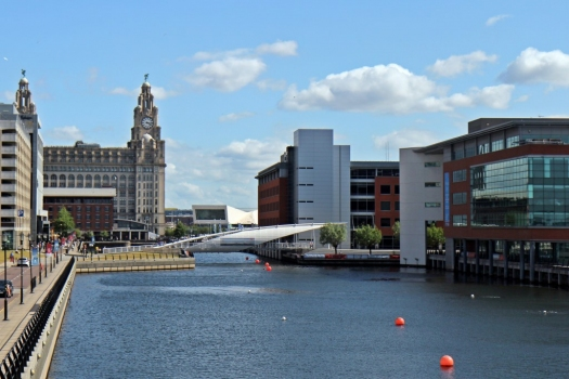 Prince's Dock Footbridge