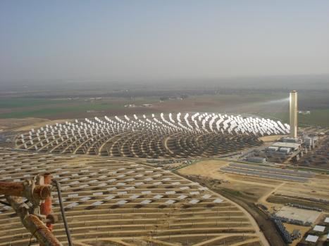 PS10 Solar Power Plant