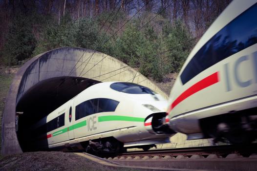 Tunnel de Wahnscheid