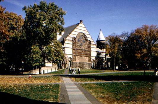 Alexander Hall, Princeton University
