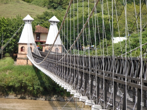 Puente Colgante de Occidente