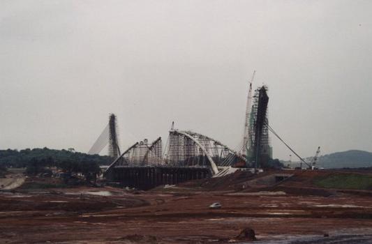 Putrajaya Bridge No. 8