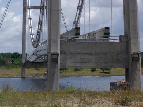 Putrajaya Monorail Suspension Bridge