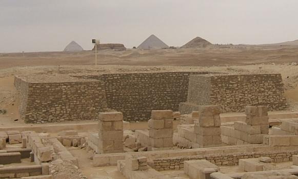 Pyramid of Ankhesenpepi II