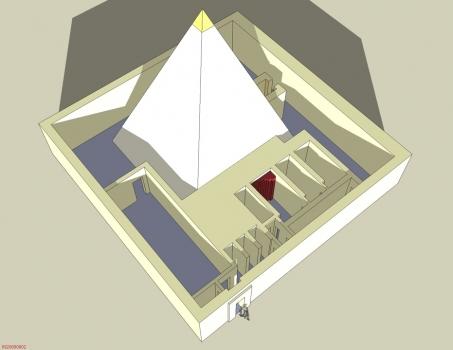 Pyramid of Khouit II