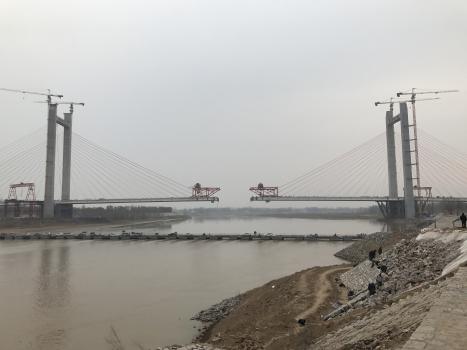Qihe Yellow River Bridge