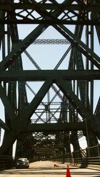 Quebec Bridge, Quebec City, Canada