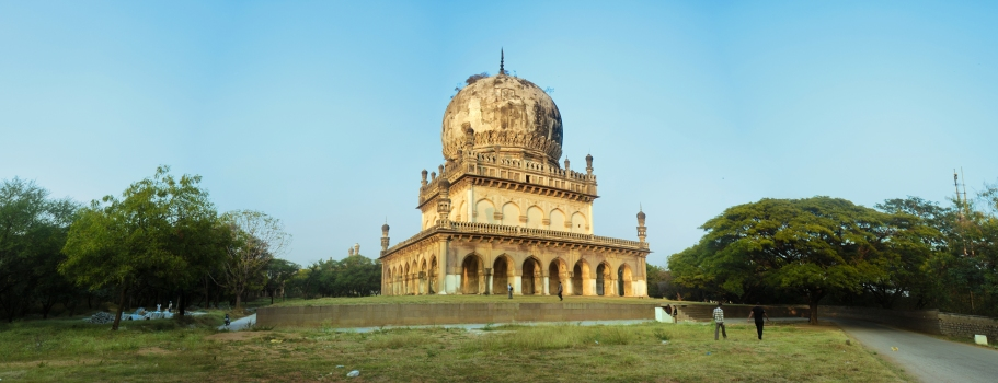 Tombe d'Abdullah Qutb Shah