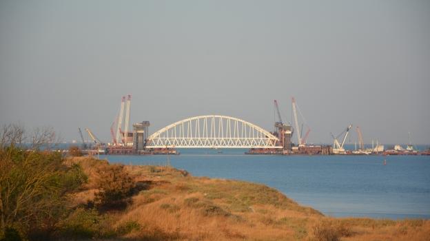 Crimean Bridge (Rail)