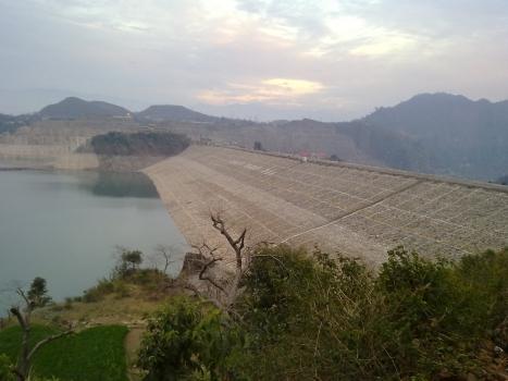 Barrage de Ranjit Sagar