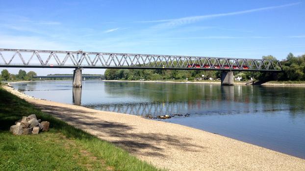 Pont-rail de Germersheim