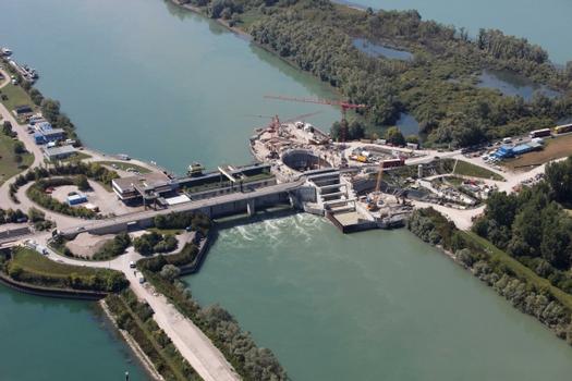 Iffezheim Hydropower Plant