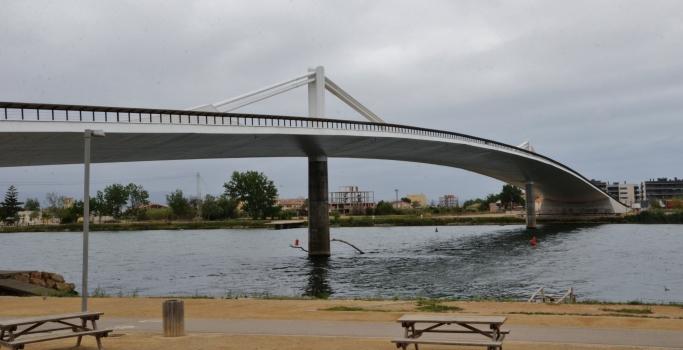 Ebrobrücke Deltebre