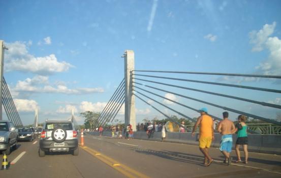 Troisième pont de Rio Branco