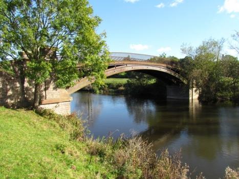 Bevere Island Bridge