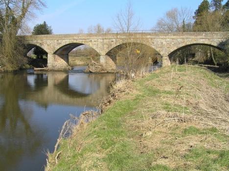 Cilcewydd Bridge