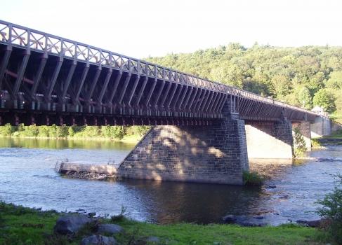 Delaware Aqueduct Bridge