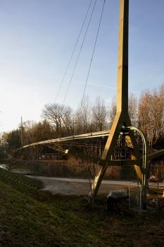 Rohrbrücke Zihlbrücke
