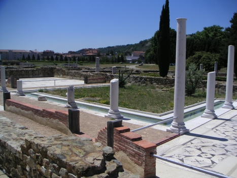Haus der fünf Mosaiken