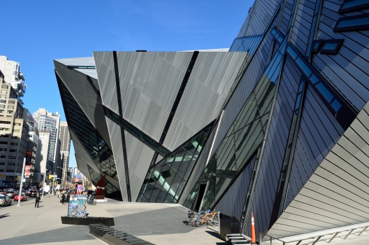 Royal Ontario Museum – Michael Lee-Chin Crystal