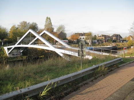 Geh- und Radwegbrücke Brugse Vaart