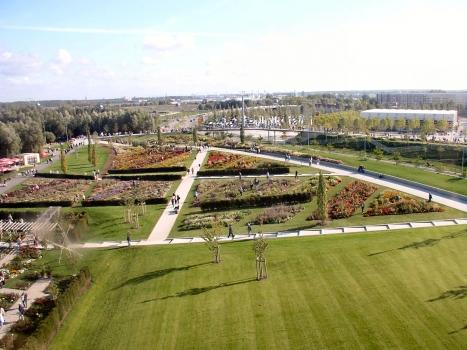 Internationale Gartenausstellung 2003