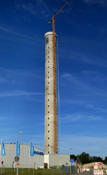 ThyssenKrupp Elevator Test Tower