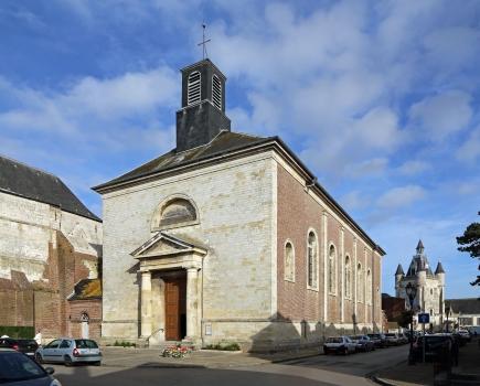 Église Saint-Wulphy de Rue