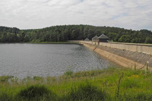 Talsperre Dörnthaler Teich