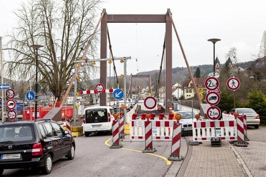 Saarbrücke Mettlach