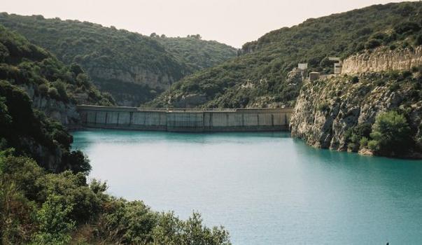 Barrage de Sainte-Croix