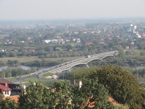 Vieux pont de Sandomierz