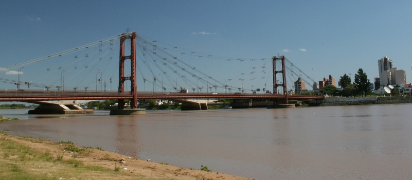 Santa Fe Suspension Bridge