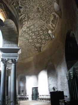 Église Santa Costanza